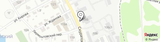 ВентаКлимат на карте Тулы