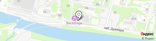 WOODSMAN на карте Тулы