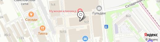 Keremet на карте Москвы