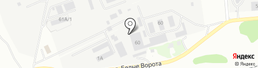 ПК СибСтрой на карте Тулы