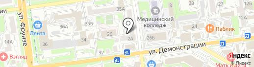 КлопКонтроль на карте Тулы