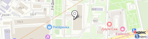 Iq-house на карте Москвы