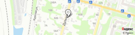 Мастерская по ремонту бытовой техники на карте Тулы