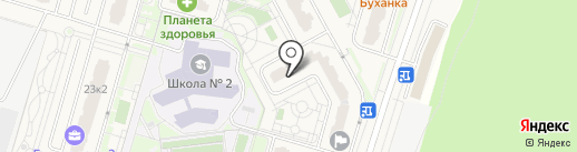 Ваш мини-маркет на карте Дрожжино