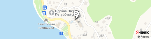 Imperial на карте Новороссийска