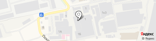 ЭПТОС на карте Подольска