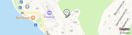 Apart_Hotel на карте Новороссийска