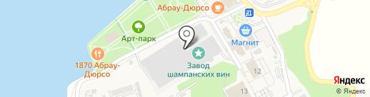 Русская сказка на карте Новороссийска