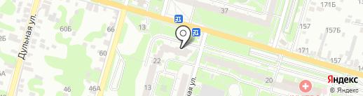 ИНТ-ВИЖН на карте Тулы