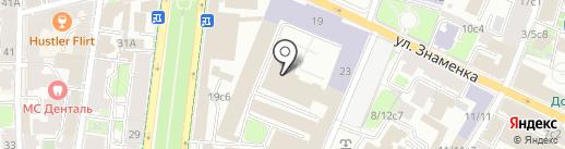 MyWebSupport на карте Москвы