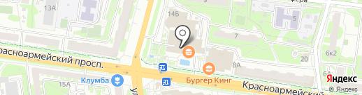 Puzzle Bar на карте Тулы