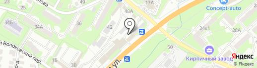 Магазин автомасел на карте Тулы