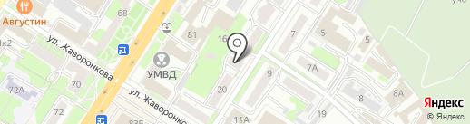 Стройэкспертиза на карте Тулы