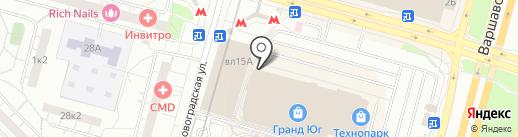 TVRENT.biz на карте Москвы