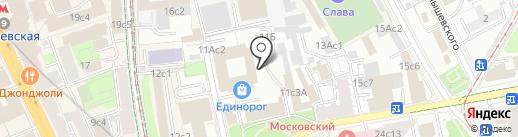 МЕЖДУНАРОДНЫЙ ПРАВОВОЙ ЦЕНТР ЭКСПЕРТИЗА на карте Москвы