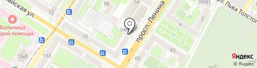 Томато на карте Тулы