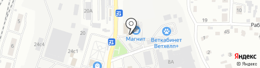 Транс ломбард на карте Тулы