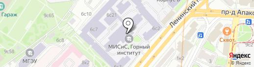 Family Care на карте Москвы