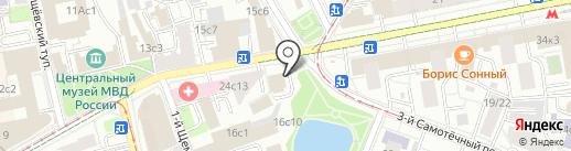 MSK-Repair на карте Москвы