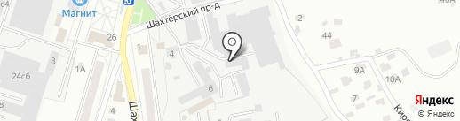 ХАРОН на карте Тулы
