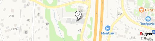 СИП Кабель на карте Боброво