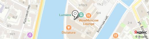 Deworkacy на карте Москвы