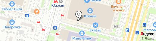 Fiato Dream на карте Москвы