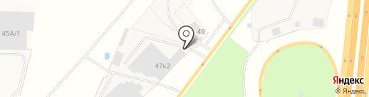 Артмарк Лейбл Системс на карте Подольска