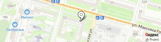 Ваш Эстет на карте Тулы