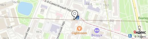 Продукты от производителя на карте Москвы
