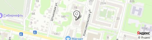 ЭКО на карте Тулы