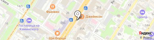 Тульский историко-архитектурный музей на карте Тулы