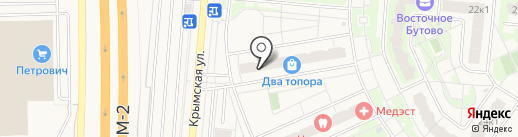 Мини-маркет на карте Боброво