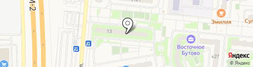Планета Здоровья на карте Боброво