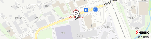 AppleKing на карте Москвы