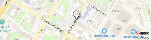 Neo dance family на карте Тулы