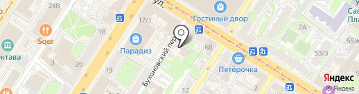 ЭлектроСтройМонтаж Плюс на карте Тулы