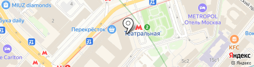 Ante Kovac на карте Москвы