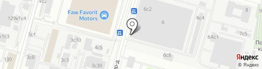 ITdia на карте Москвы