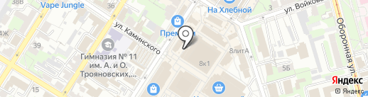ТоргИнвест ПЛЮС на карте Тулы