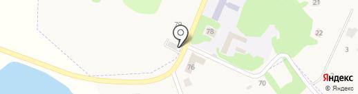 Автомойка на карте Советска