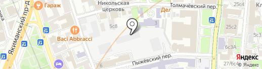 Бухгалтер.рф на карте Москвы