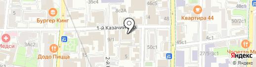 Feluwa Пунпен, ГмбХ на карте Москвы