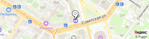 СК Европлан на карте Тулы