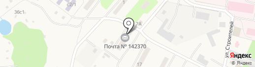 Инвестстройсервис на карте Троицкого