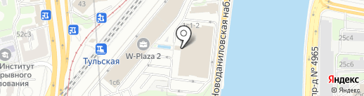 МетСнабТорг на карте Москвы