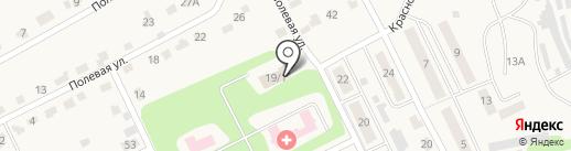Щёкинская районная больница на карте Советска