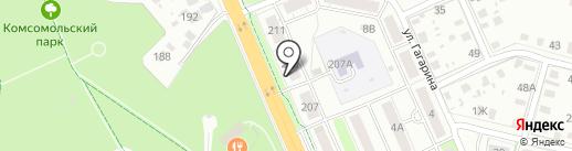У Лёхи на карте Тулы