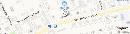 Эксперт на карте Советска