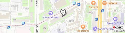 101flora.ru на карте Москвы